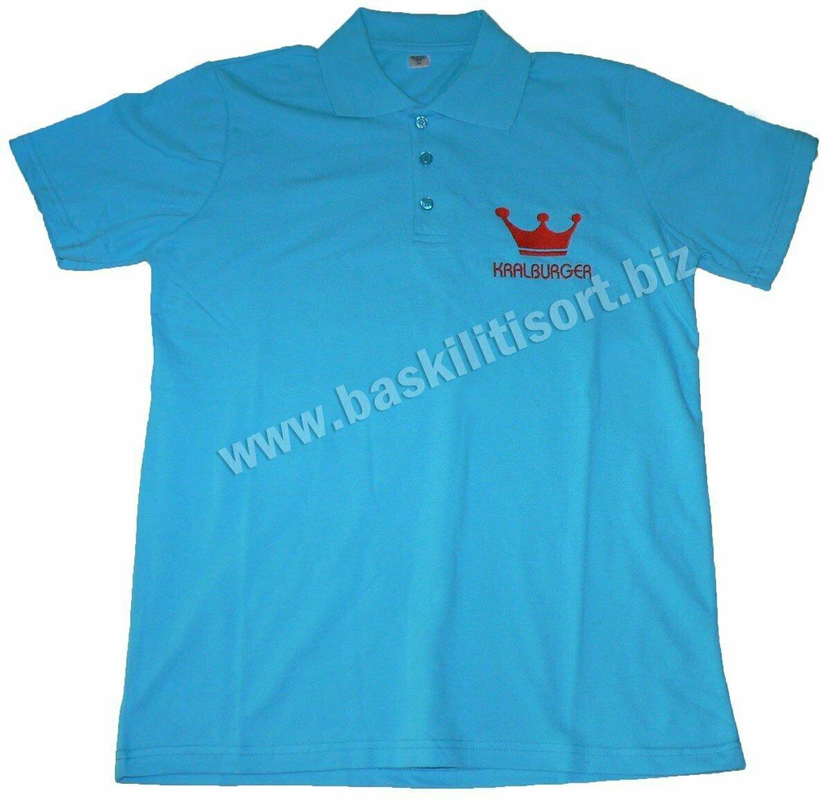 Polo Yaka Tshirt